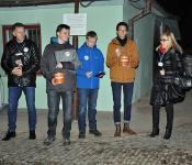 Agnieszka Kowal, Jacek Podkościelny, Piotr Samborski, Adam Sagudzki i Piotr Flis