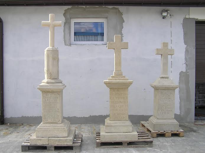 Pomniki odrestaurowane 2013