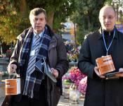 Andrzej Brzozowski i Mateusz Sawczuk